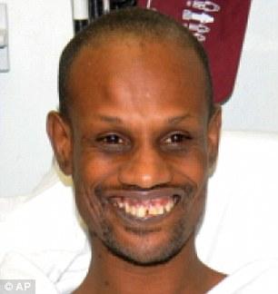 Held captive: Herbert Knowles went missing from his home in Norfolk, Virginia three years ago
