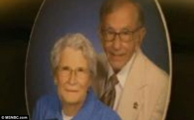 Platinum celebration: Gordon and Norma Yeager made the rare achievement of being married for more than 70 years
