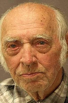 Leo Earl Sharp, 87, of Michigan City, Indiana, said he was forced at gunpoint to stash the cocaine