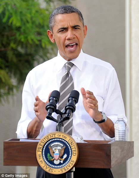 Help from above: Mr Obama will move up the start date that reduces the maximum repayment of federal loans, and also allow borrowers to consolidate loans