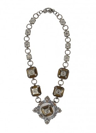 The Veneza necklace, £90, from AllSaints