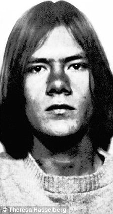 1975 photogrpah of Harold Wayne Lovell