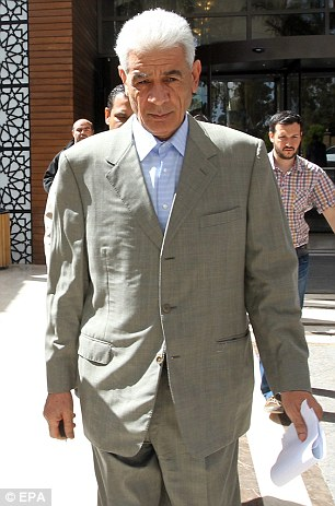 Libyan Foreign Minister Musa Kusa, pictured in March, has denied having any 'involvement or knowledge' of the Lockerbie bombing and the murder of WPC Yvonne Fletcher