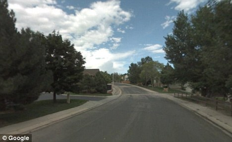 911 call: Police raided the home of Kevin Gaylor on Picturesque Circle in Colorado Springs after he told police that a female visitor was an armed intruder