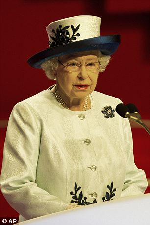 Equality: The Queen makes the opening address during the opening of the biennal Commonwealth Heads of Government Meeting in Perth today