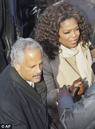 Oprah moved on and has been in a relationship with Steadman Graham for 25 years