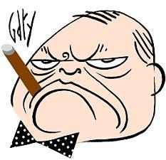 Believable: Warren Clarke as Winston Churchill