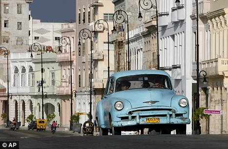 Reform: Cubans can now buy and sell real estate for the first time in more than 50 years - but many still won't be able to afford that option
