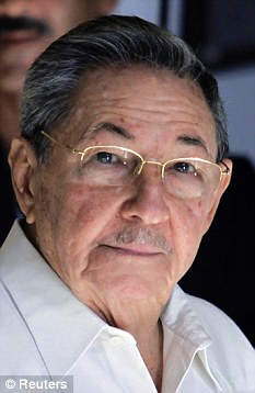 'Not working': Cuban President Raul Castro earlier allowed the sale and purchase of cars in the communist country