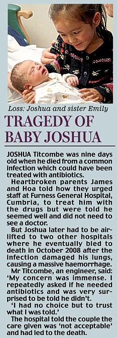 Baby Joshua tragedy