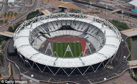 Anger: The Government bought £750,000 worth of tickets for the games themselves