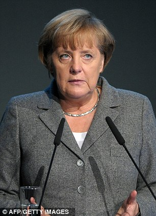 Angela Merkel is fiercely opposed to measures such as printing more money