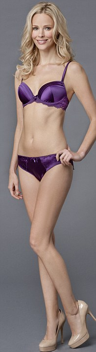Can you tell the £2 lingerie from the £263 version?