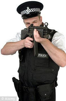 The officer had been out celebrating after passing a firearms course when the alleged incident occurred