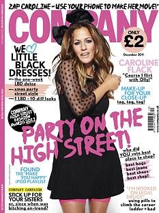 Out tomorrow: Company magazine