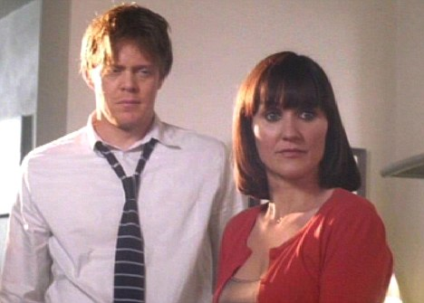 Role: Marshall with co-star Esther Hall in a BT broadband internet advert