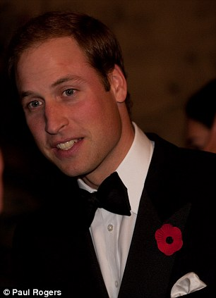 The Duke of Cambridge and his wife entertained 120 guests in the Picture Gallery at St James's Palace