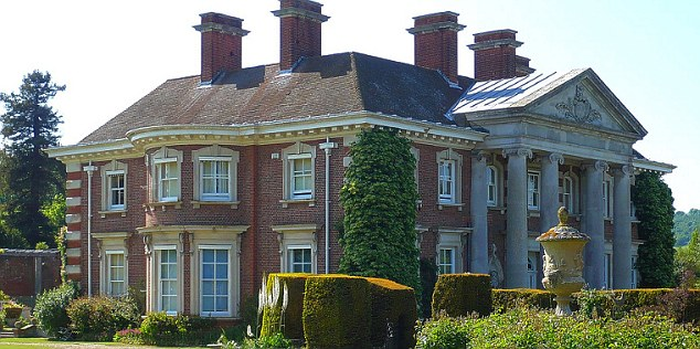 Olantigh Towers: Alex Loudon's parents home, they open it to the public every summer and are known in the Kent community for their dedication to public service