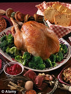 What a turkey! Families face paying an extra £10 for their Christmas bird