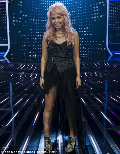 She's back: Amelia Lily was welcomed back into the X Factor but was it fixed?