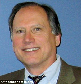 Resigned: Jack Raykovitz, former CEO of The Second Mile, resigned amid allegations that Sandusky found his victims through the organization