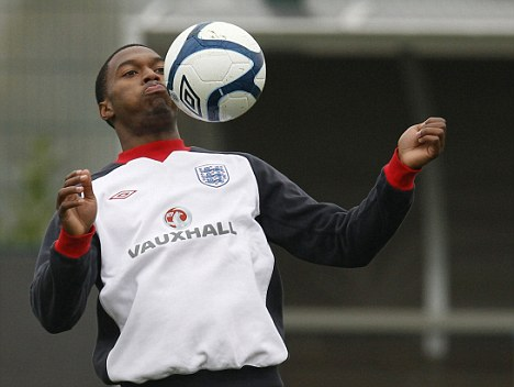 Star: Sturridge will make his England debut against Sweden at Wembley
