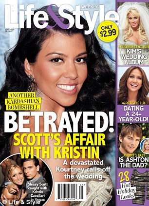 For more: Exclusive details and photos inside Kim and Kroy's wedding can be found in this week¿s issue of Life & Style on newsstands Wednesday