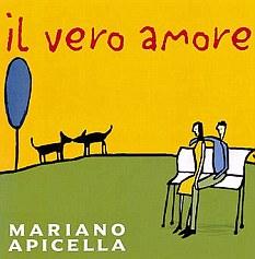 Berlusconi's fourth album 'il vero amore' meaning 'true love'