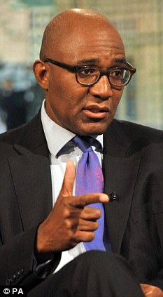Trevor Phillips, veteran race-relations smoothie