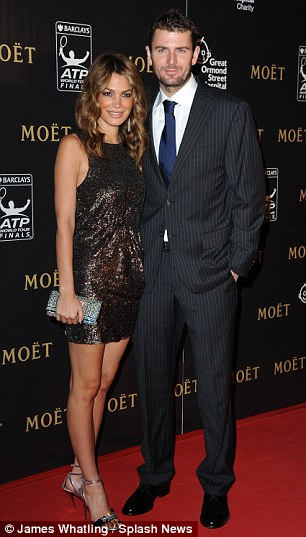 Glamour: Mardy Fish with Stacey Gardner