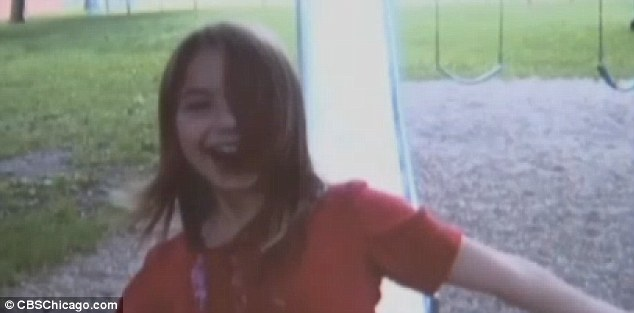 Inner pain: On the surface, 10-year-old Ashlynn Connor was a happy-go-lucky girl, but she was constantly harassed by bullies
