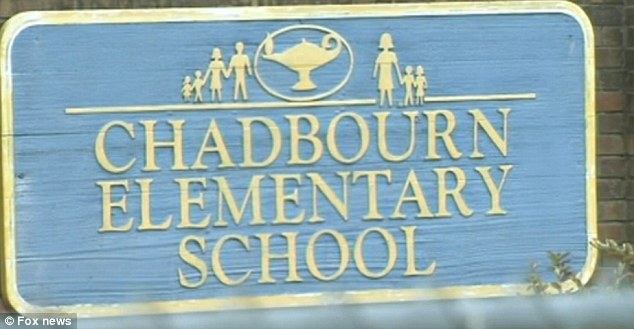 Dread: Jasmine McClain had taken time off from Chadbourn Elementary but had returned to lessons last month