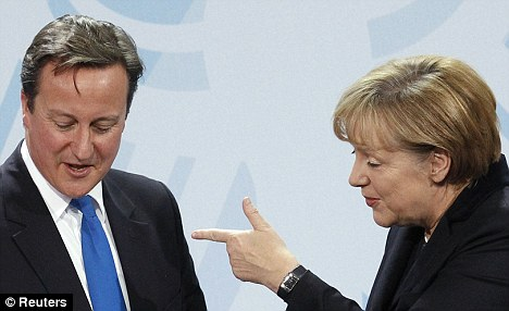 Europe and the economy will be the subject that dominates British politics until now and the next election