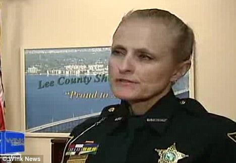Police investigation: Sgt Stephanie Eller