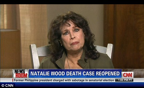 Convinced: Natalie's sister Lana fought for the case to be reopened