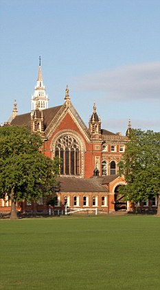 Dulwich College: 'Six years of unbroken bliss'