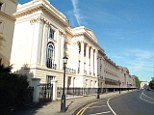 Tax dodge: All the homes on London's exclusive Cornwall Terrace overlooking Regent's Park have been transferred into offshore companies