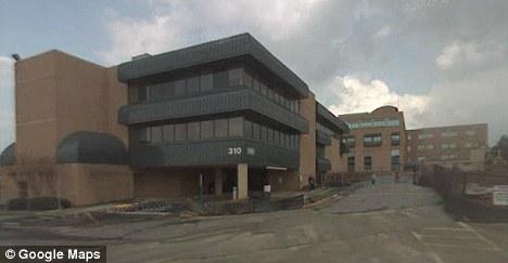 Arrested: Officers arrested Cantu at Wellstone Kennestone Hospital in Marietta, Georgia