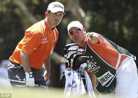 What's next? Chalmers heads to the Aussie Masters in great form