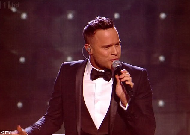 Home turf: Olly Murs also found fame on the show, and now hosts The Xtra Factor