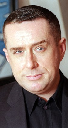 On the attack: Holly Johnson also laid into the show