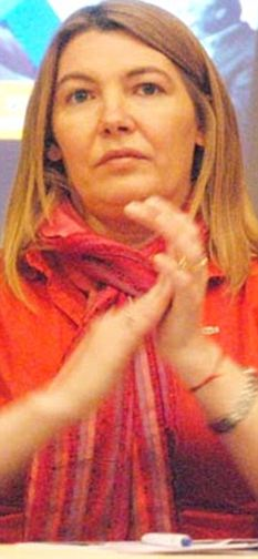 Proposal: Rosana Bertone, a member Argentina's ruling Front for Victory coalition, has put forward the Bill