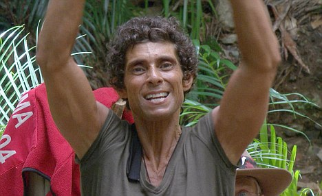 Sexist: Nasty comments have been made on Twitter about Fatima Whitbread's body