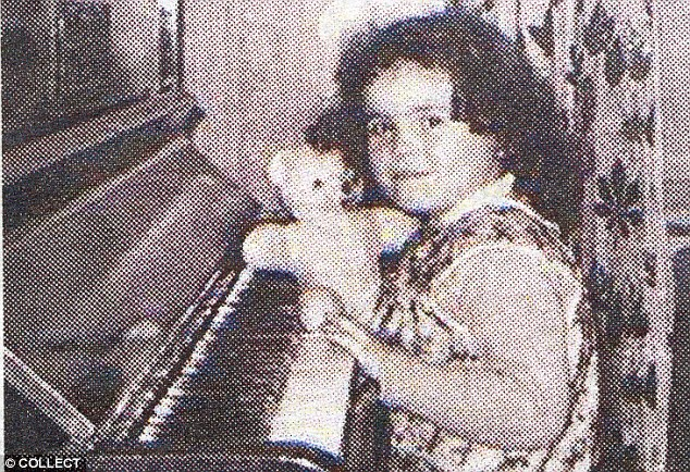 Musical talent: Susan was youngest of nine, born when her mother was 47