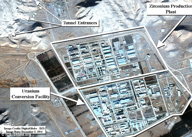 Isfahan site number 1