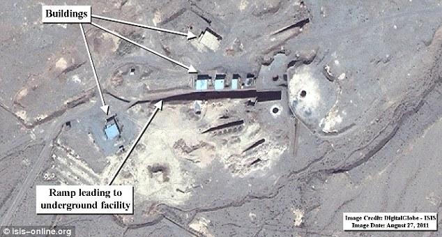 Isfahan nuclear facility number 3