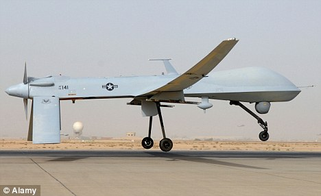 saying the unregulated use of the drones is intrusive.
