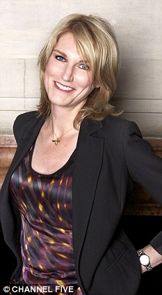 Attack: Sally Bercow has trashed Kirstie Allsopp's attempts to sell handicrafts
