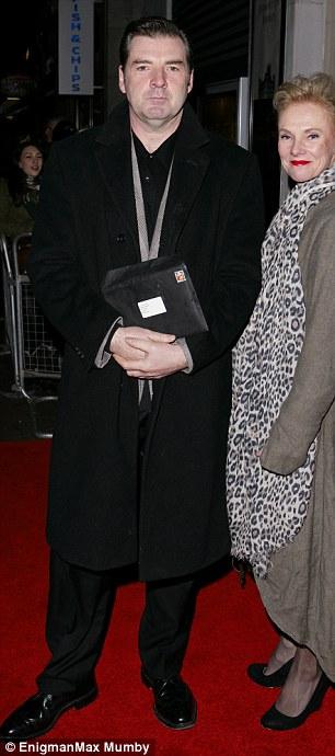 Brendan Coyle plays John Bates, Lord Grantham's valet