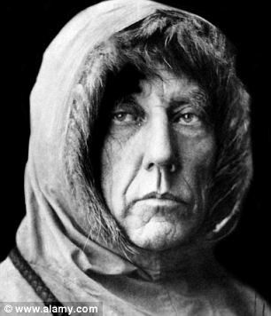 Centenary: Roald Amundsen, the first person to reach the South Pole